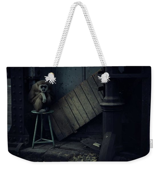 Lost Animals -  Series Nr.4 Weekender Tote Bag