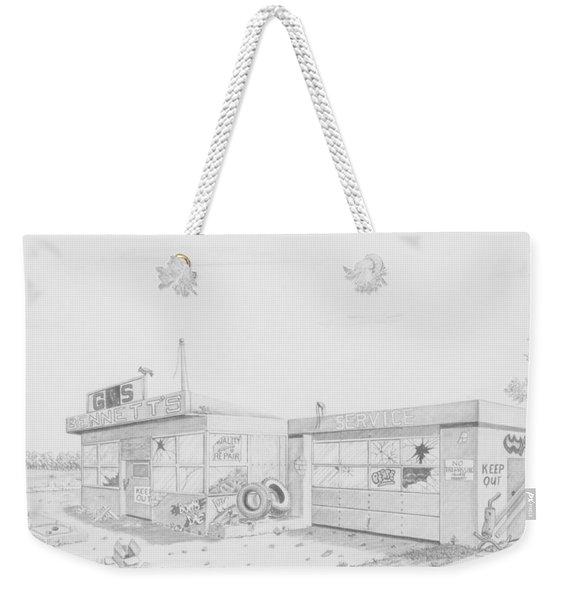 Lost Era Weekender Tote Bag