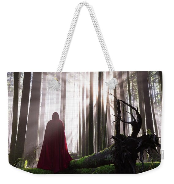 Lost In Beauty Weekender Tote Bag