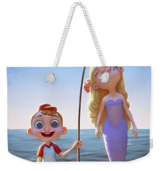 Lost Love Weekender Tote Bag