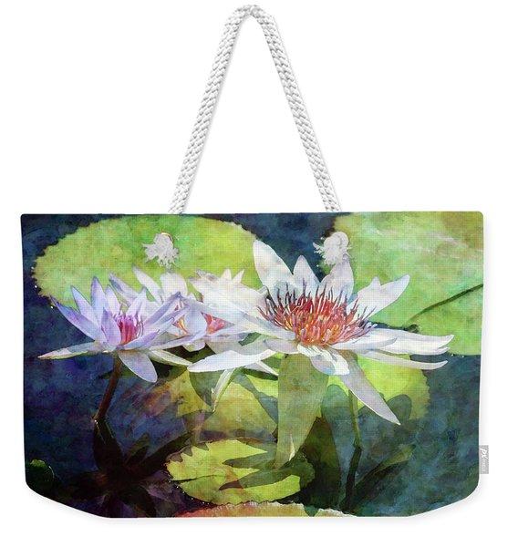 Lotus Trio 2923 Idp_2 Weekender Tote Bag