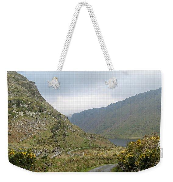 Lough Anascaul Weekender Tote Bag