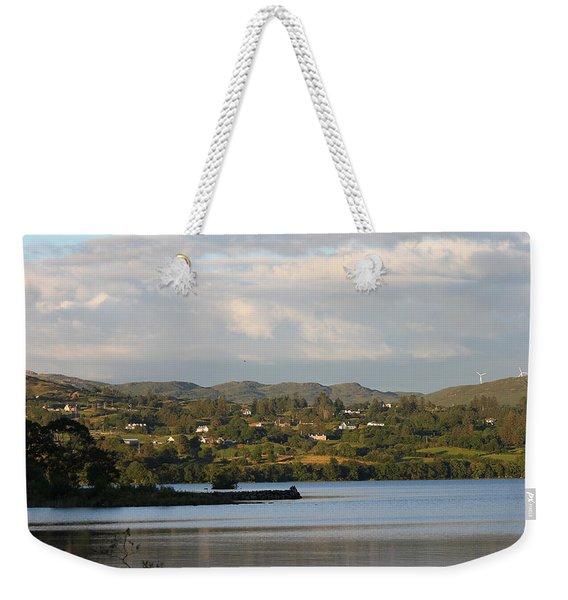 Lough Eske Weekender Tote Bag