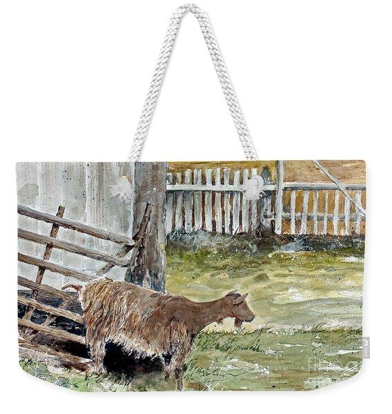 Louisbourg Resident Weekender Tote Bag
