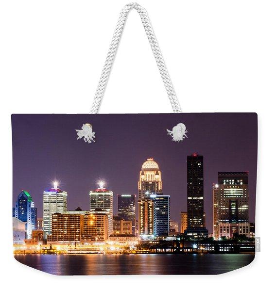 Louisville 1 Weekender Tote Bag