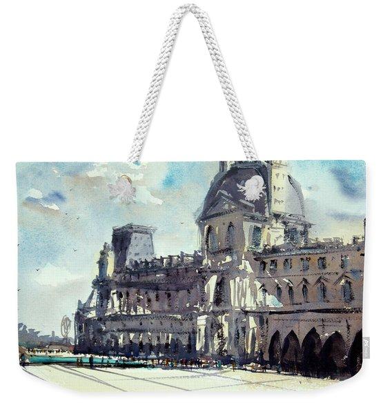 Louvre 1 Weekender Tote Bag