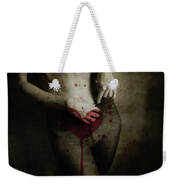 Love And Affection  Weekender Tote Bag