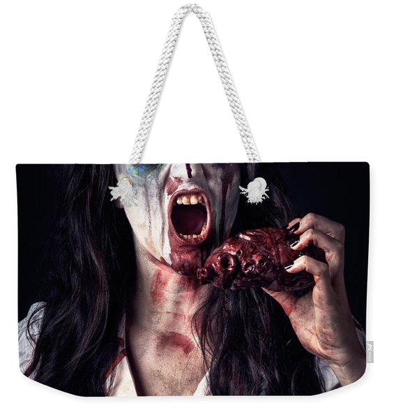 Love At First Bite Weekender Tote Bag