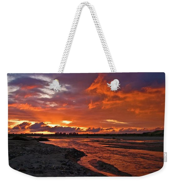 Love At First Light Weekender Tote Bag