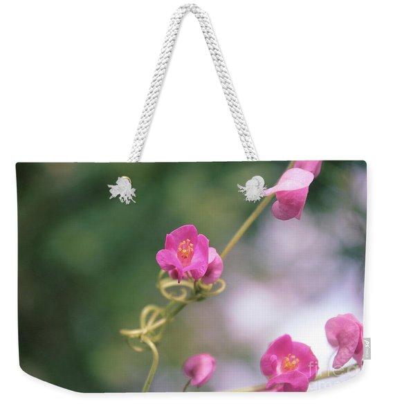 Love Chain Weekender Tote Bag