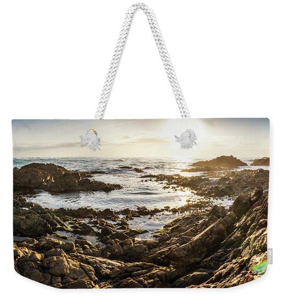 Love Cove Weekender Tote Bag
