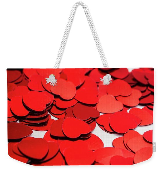 Love In Perspective Weekender Tote Bag