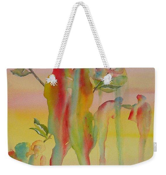 Love Is Eternal Weekender Tote Bag