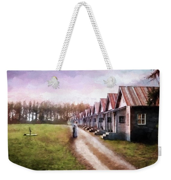 Love Never Fails - Hope Valley Art Weekender Tote Bag