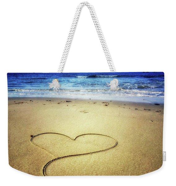 Love Of The Ocean Weekender Tote Bag