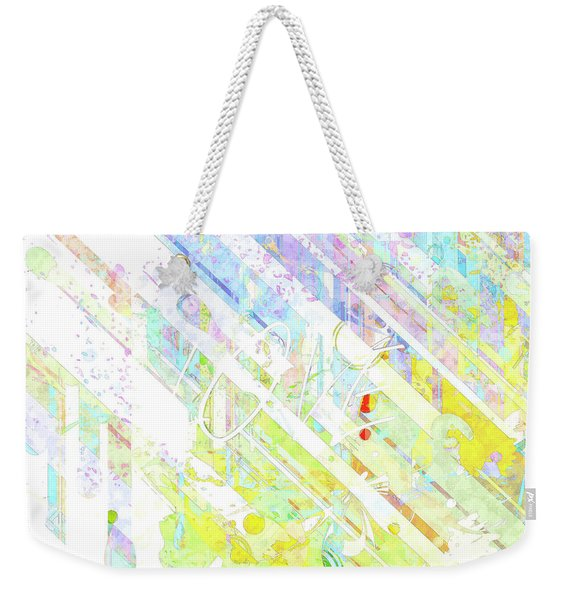 Love Weekender Tote Bag