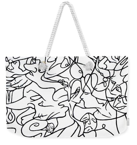 Love Potion Weekender Tote Bag