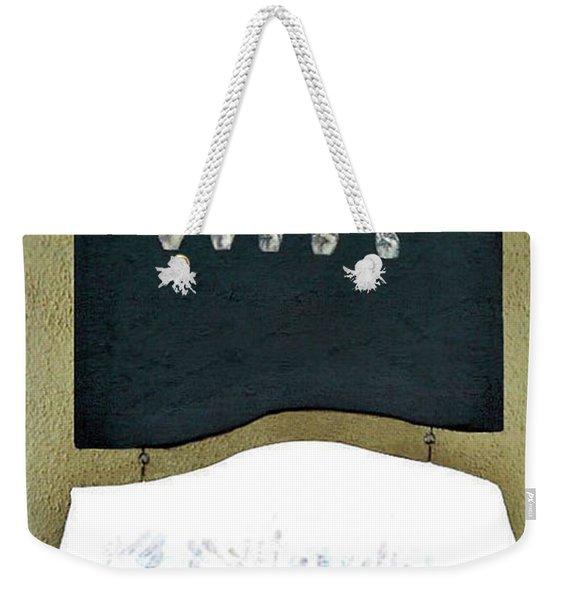Love U Weekender Tote Bag