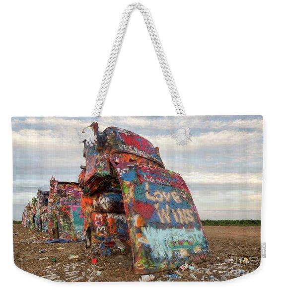 Love Wins Weekender Tote Bag