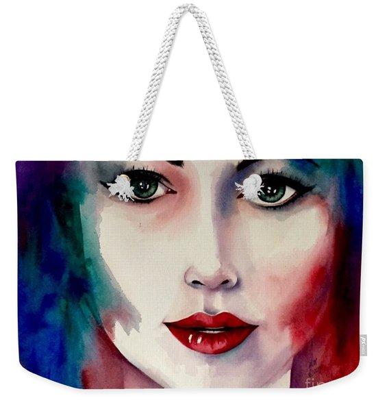 Love Your Colors  Weekender Tote Bag