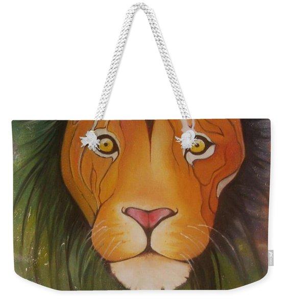 Lovelylion Weekender Tote Bag