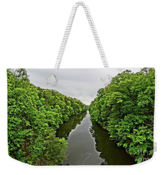 Lover's Leap Weekender Tote Bag