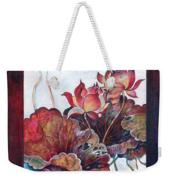Lovers Without Memory Weekender Tote Bag
