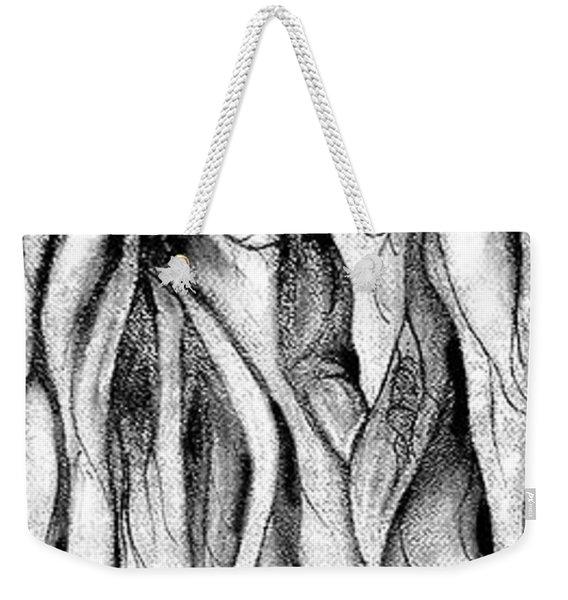 Loves Pedestal Weekender Tote Bag