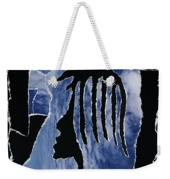 Loving And Being Loved Weekender Tote Bag