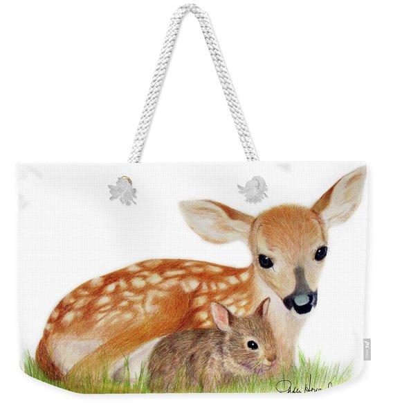 Loving Weekender Tote Bag