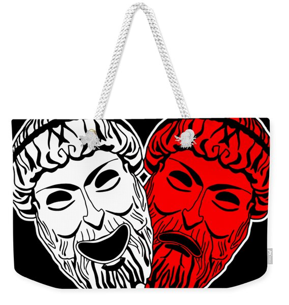 Loving Theater Weekender Tote Bag