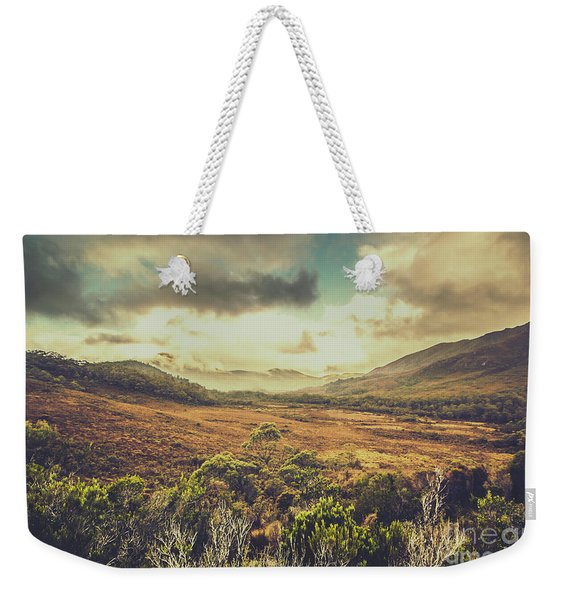 Low Dynamic Range Weekender Tote Bag