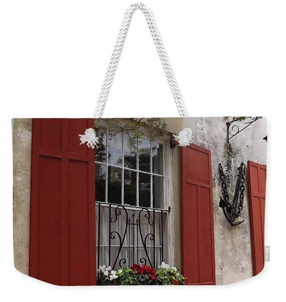 Lowcountry Charm Weekender Tote Bag