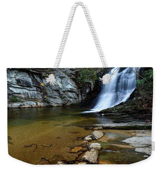 Lower Cascades Weekender Tote Bag