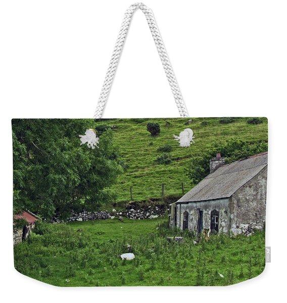 Lower Galboly Weekender Tote Bag