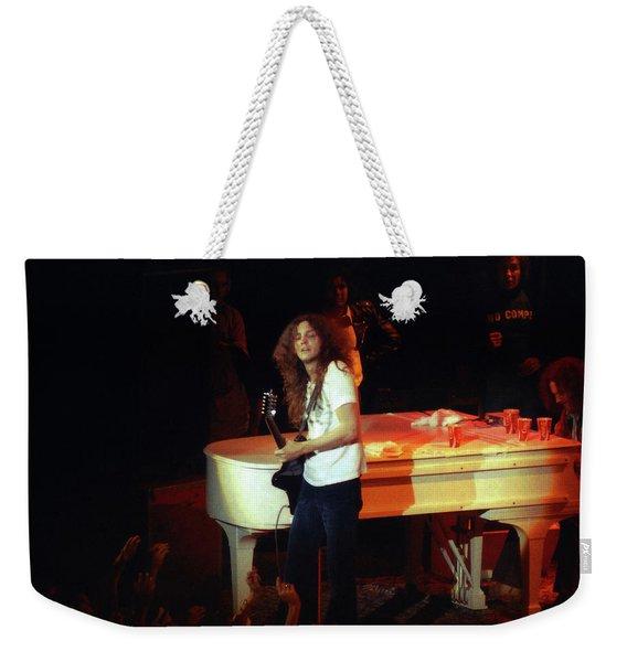 Ls #1 Weekender Tote Bag