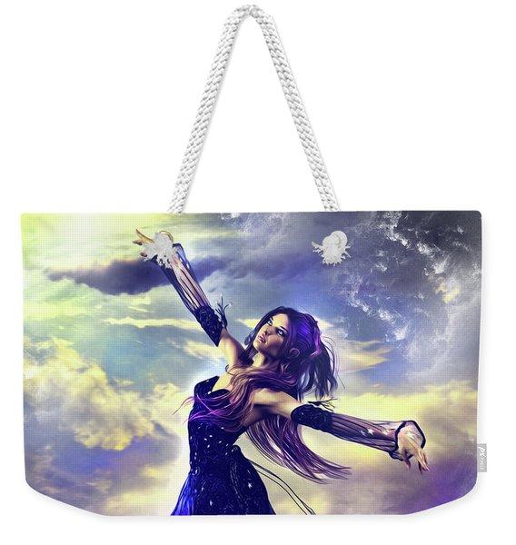 Lucid Dream Weekender Tote Bag