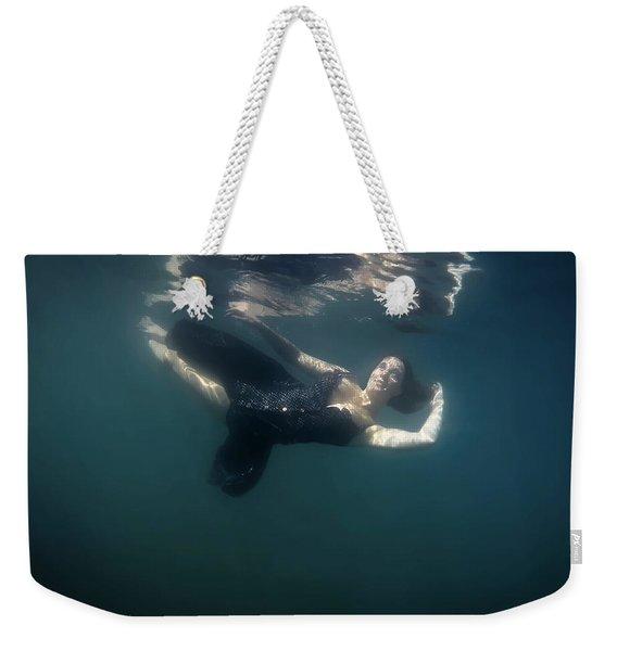 Lucid State Weekender Tote Bag