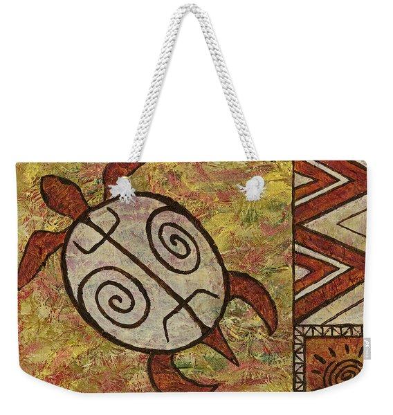 Lucky Honu Weekender Tote Bag