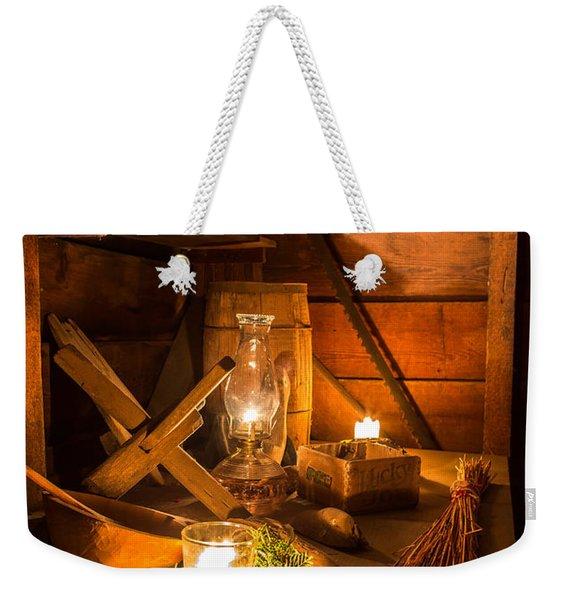 Lucky Joe-1 Weekender Tote Bag