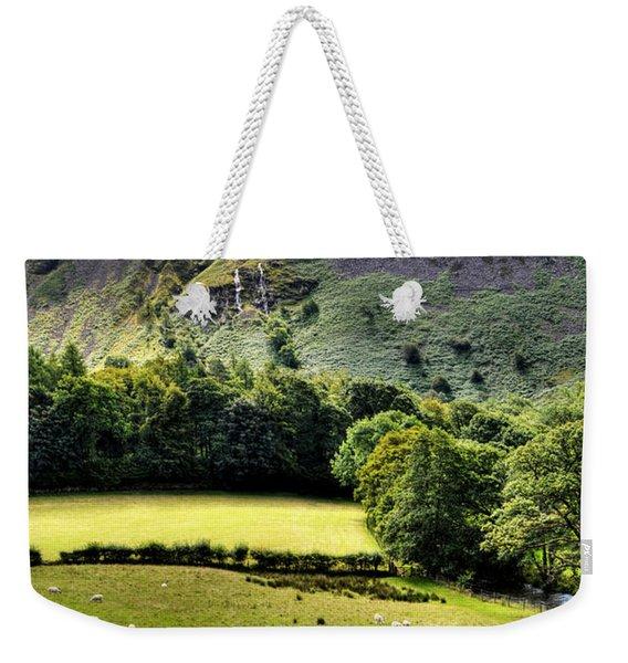Lucky Sheep Weekender Tote Bag