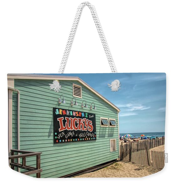 Luckys At Jenkinsons South Weekender Tote Bag