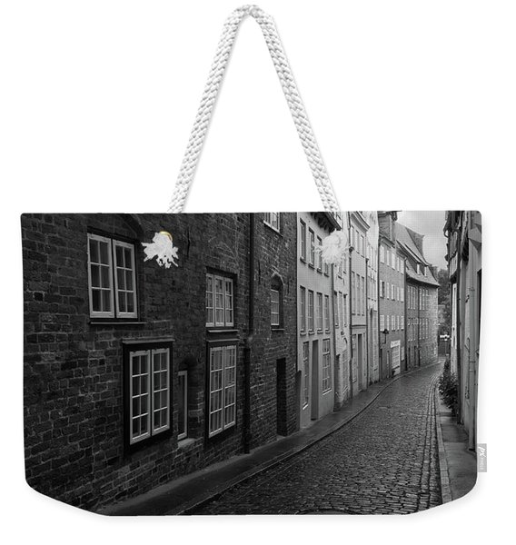 Luebeck Rainy Summer Weekender Tote Bag