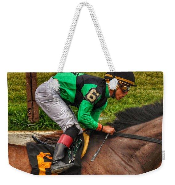 Luis Weekender Tote Bag
