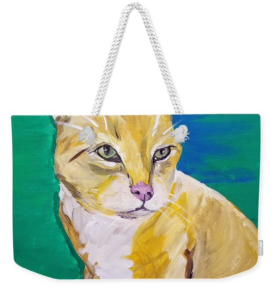 Lulu Date With Paint Nov 20th Weekender Tote Bag