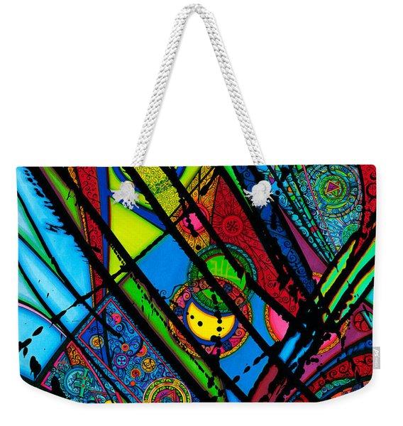 Luminus Aka Light  Weekender Tote Bag