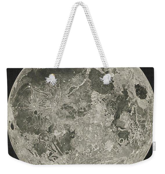 Lunar Planispheres Weekender Tote Bag