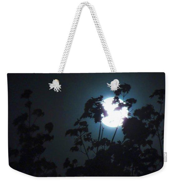 Luner Leaves Weekender Tote Bag