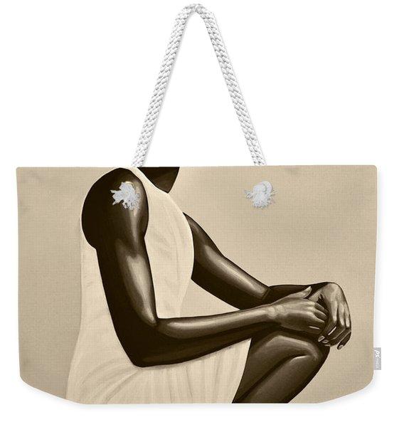 Lupita Nyong'o Weekender Tote Bag