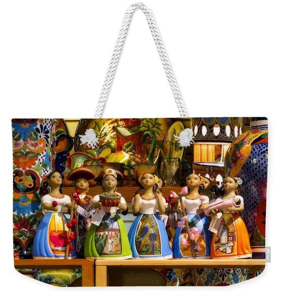 Lupitas Weekender Tote Bag